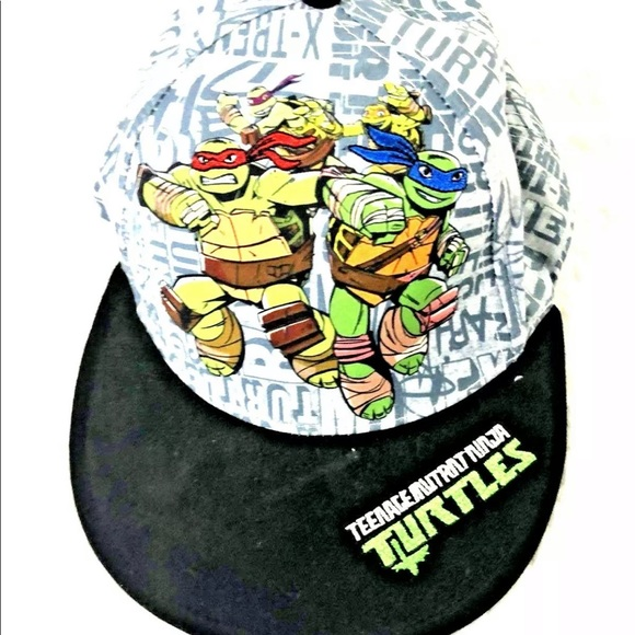 51dd2c4de1d Nickelodeon Accessories | Teenage Mutant Ninja Turtles Snapback Hat ...